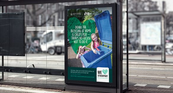 Child's Play Recycling campaign