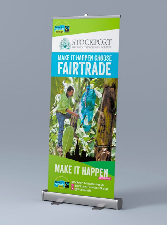 SMBC Fairtrade Banners