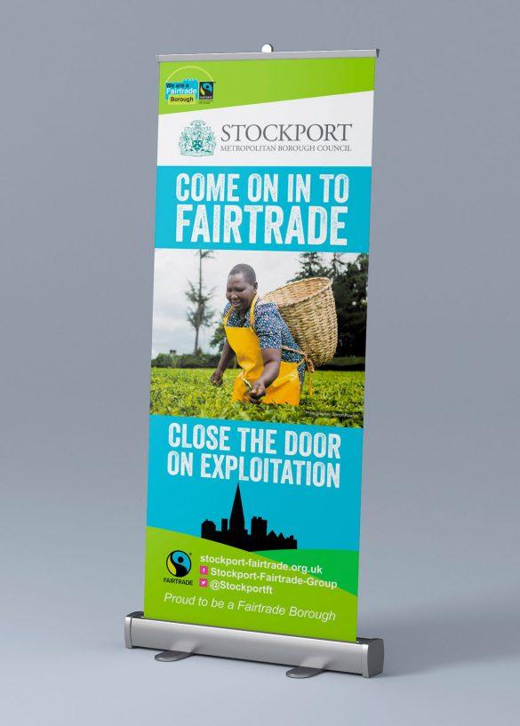 SMBC Fairtrade Banners