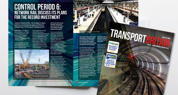 Transport Britain Issue 8