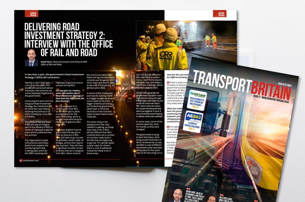 Transport Britain Issue 9